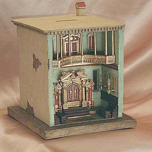ITZ 301-Tzedakah Box (Venice, Italy)