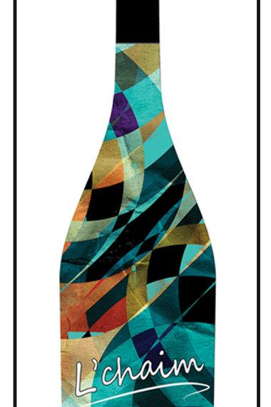 Lchaim Wine Bag WB 6