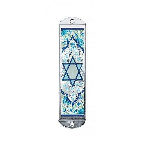 MZ 165-Jewish Star Mezzuzah