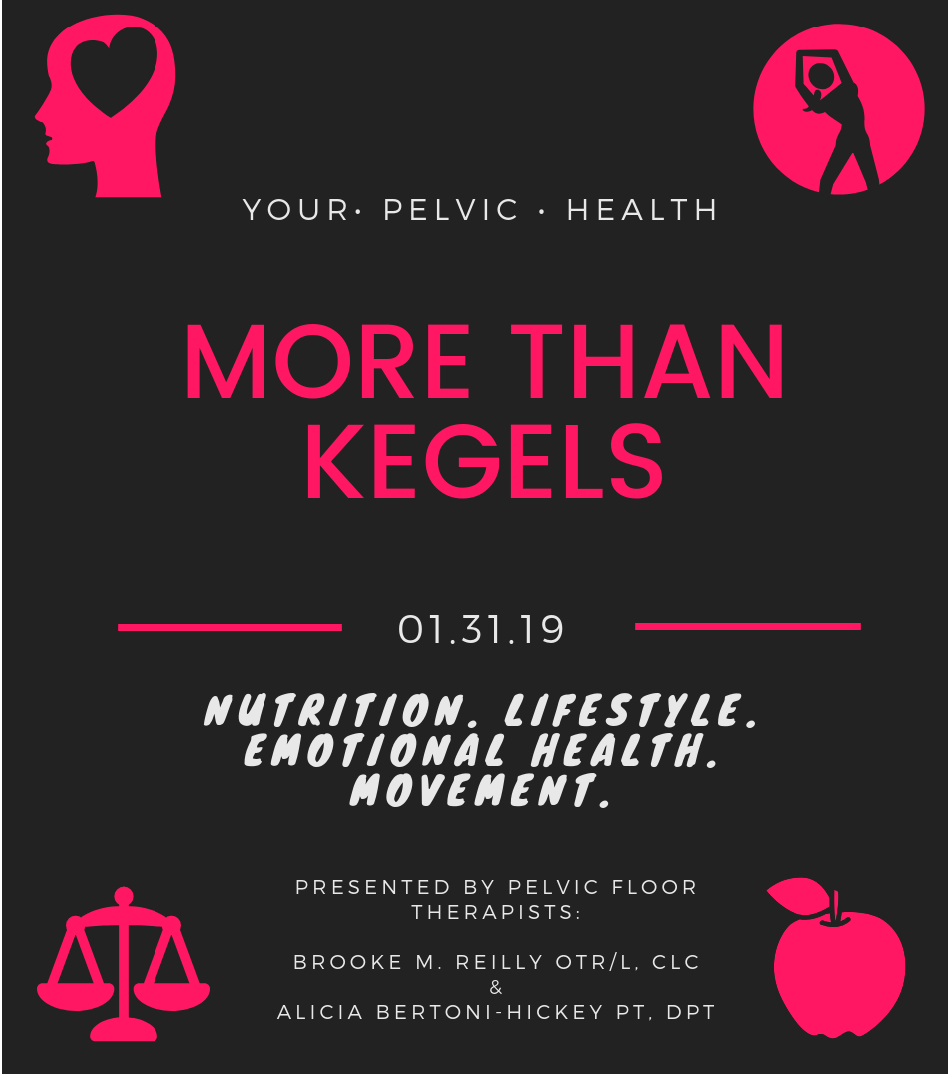 More Than Kegels