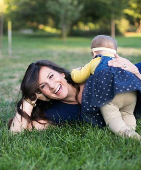 Women's Pelvic Health Therapist, Brooke Reilly OTR/L, CLC