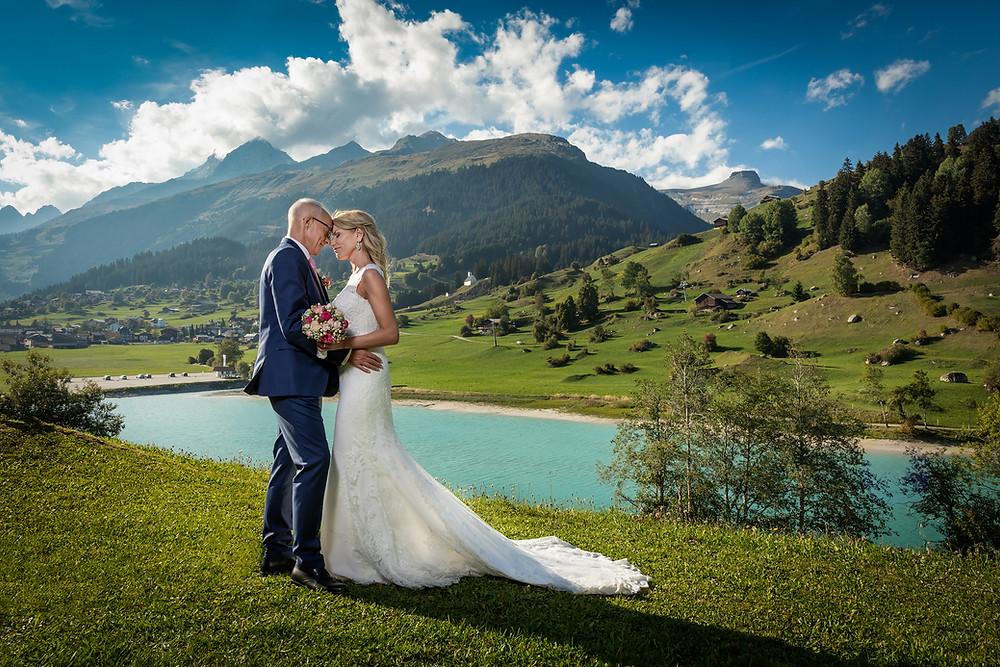 Lag da Breil Hochzeitsfotografie