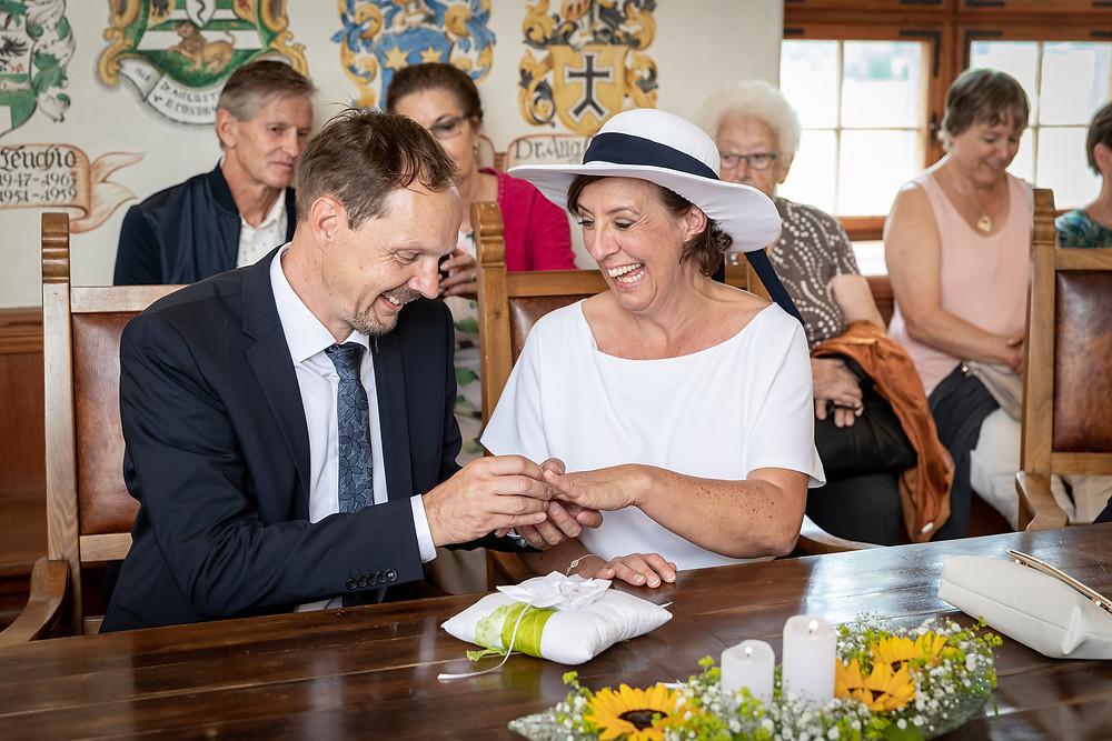 Hochzeitsfotograf zivile Trauung