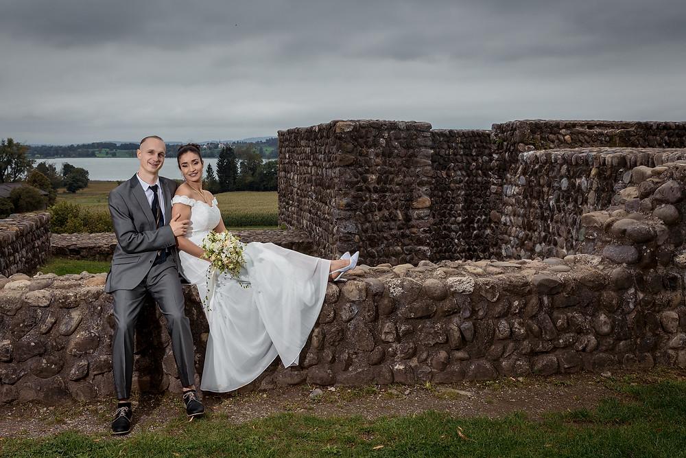 Pfäffikersee Hochzeitsfotografie