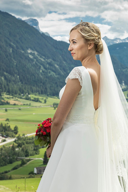 Brautfotos Natur