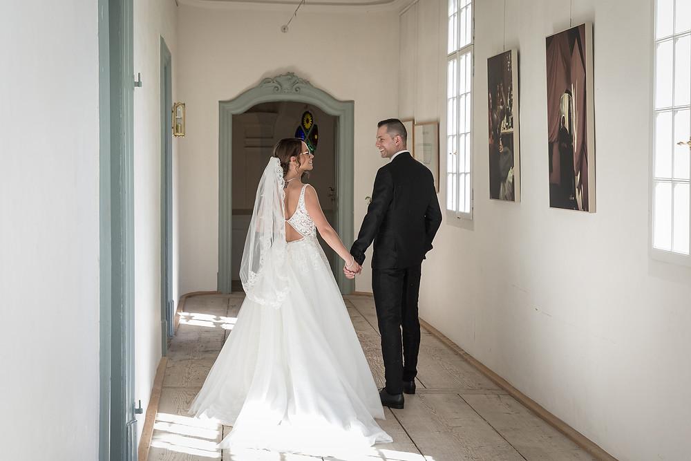 Schloss Reichenau Hochzeitsfotografie