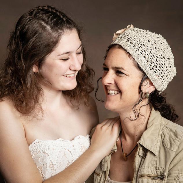 Mutter/Tochter Shooting