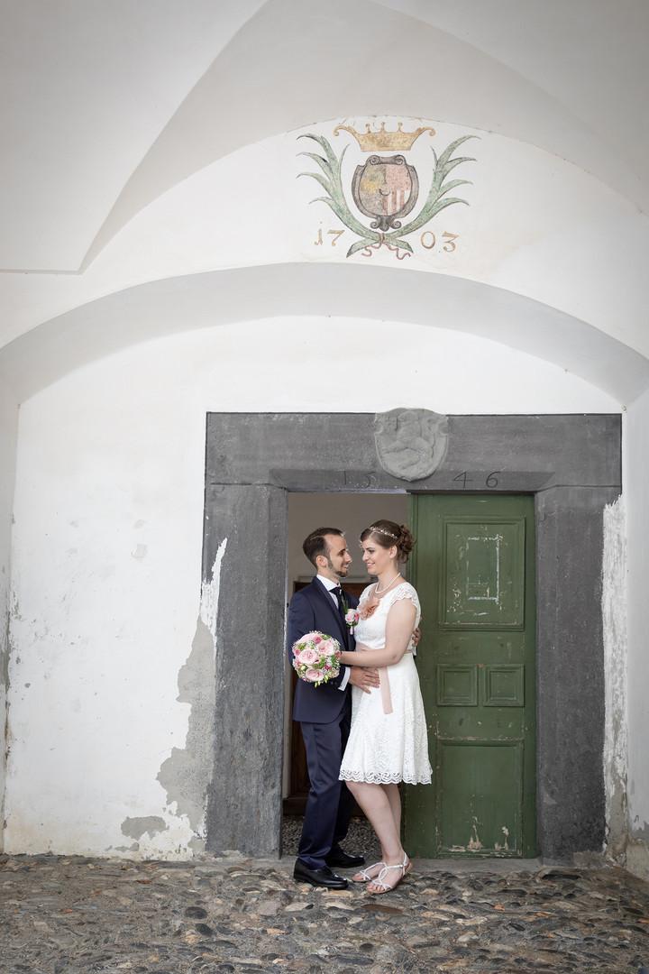 Hochzeitsfotos Haldenstein