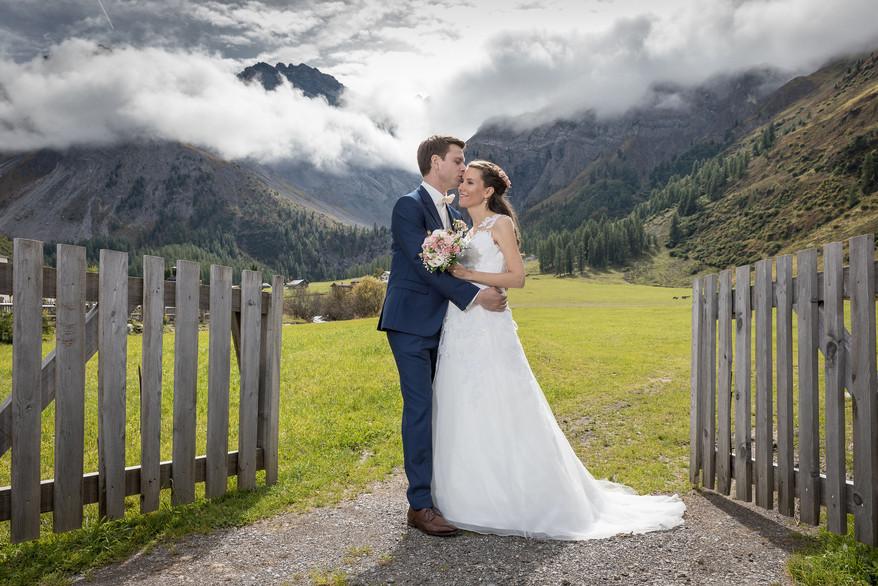 Davos Sertig Hochzeitsfotos