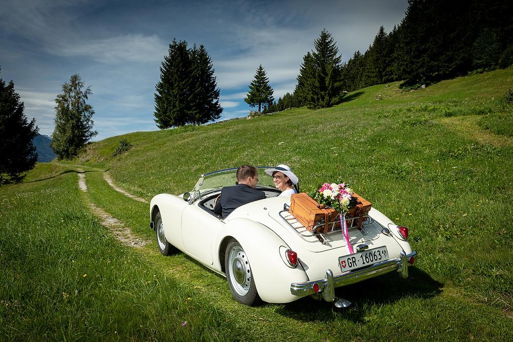 Brautauto Oldtimer Hochzeitsfotografie