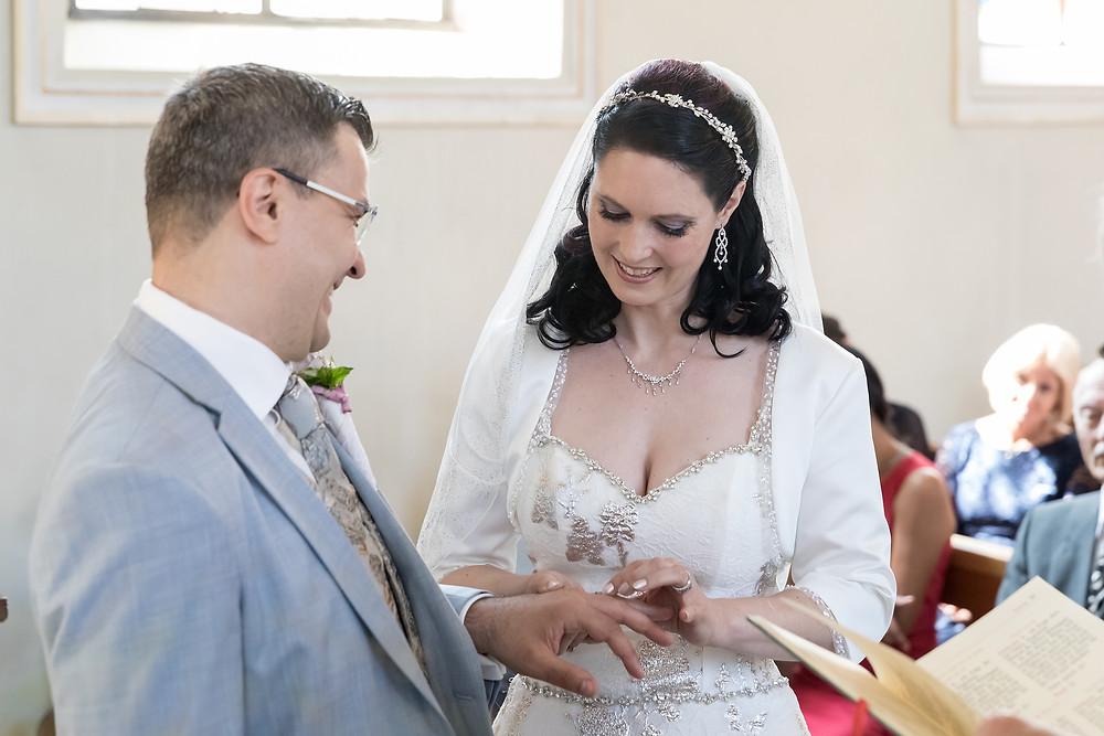 Trauung kirchlich Pfäffikon Hochzeitsfotos