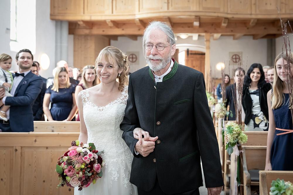 Kirche Scharans Hochzeitsfotografie