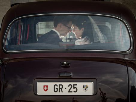 Trun & Crap St. Gion Laax - eine Hochzeit mit Blick in die Berge