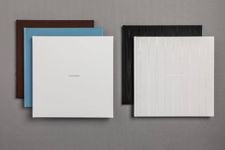 Fotobücher Auswahl Farben