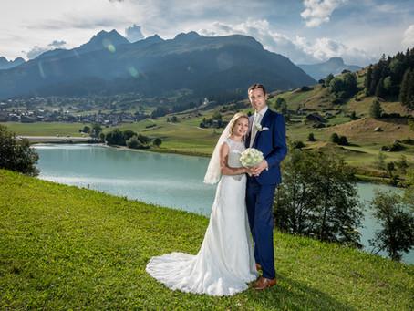 La Val Brigels Sommerhochzeit