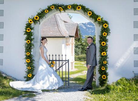 Vella im Val Lumnezia: Sommer Hochzeit im Tal des Lichtes