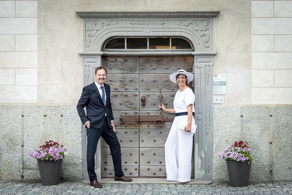 Trun zivile Trauung Hochzeitsfotograf