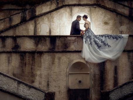 Hochzeitsfotograf Liechtenstein & Sils im Domleschg: zivile Hochzeit mit kulinarischen Highlights