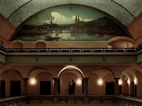 Stadthaus Zürich - zivile Trauung im Februar