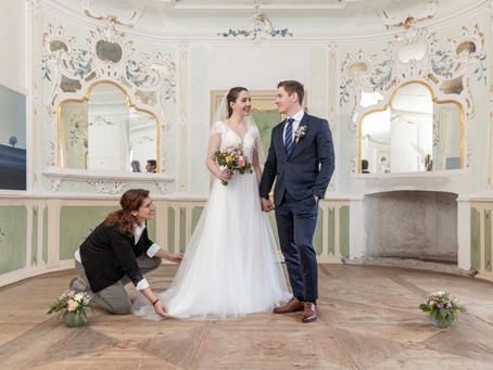 Hochzeitsstyle Shooting in Graubünden