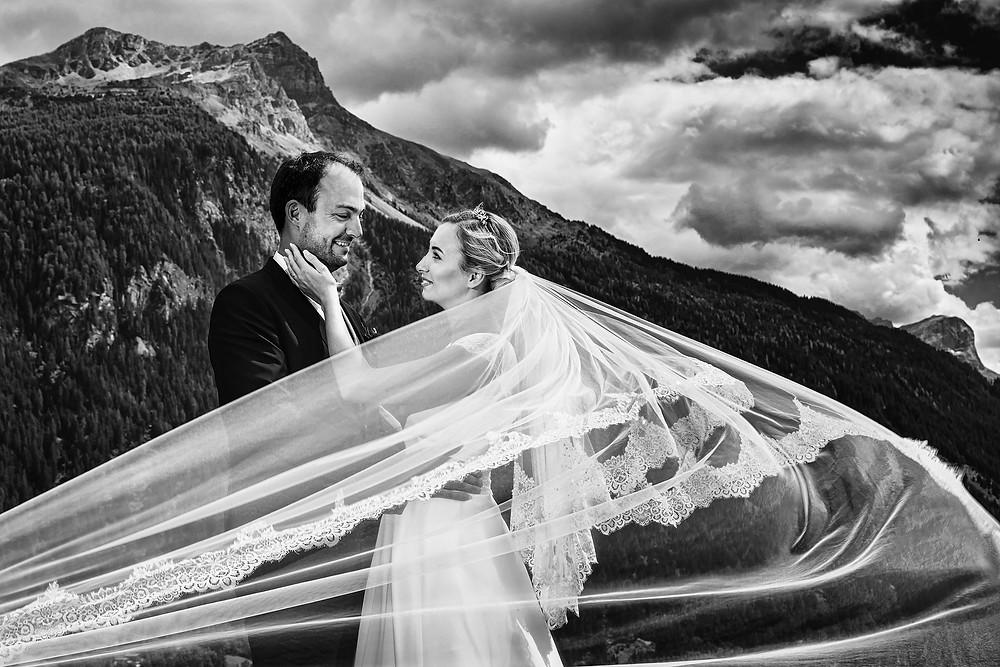 Hochzeitsfotografie Andeer