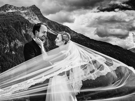 Andeer und Guardaval, Lenzerheide: eine traumhafte Hochzeitsfotolocation