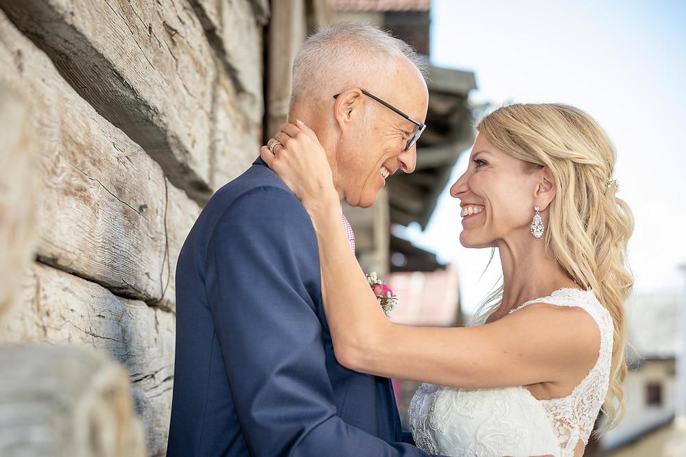 Hochzeitsfotos Brigels