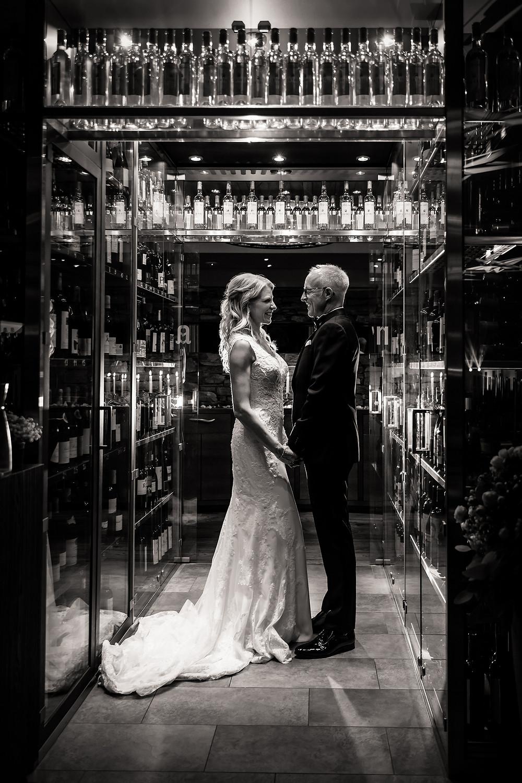 Bergspa Hotel La Val Hochzeitsfotos
