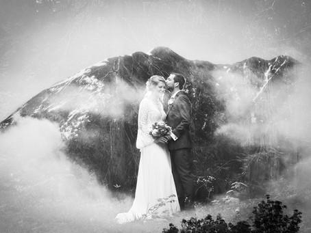 Laax: Zivile Trauung im Bündner Oberland