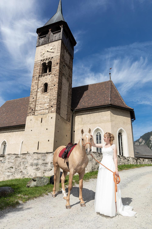 Hochzeitsfotografie Scharans