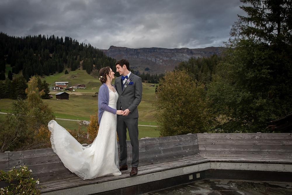 Hochzeitsfotos Laax