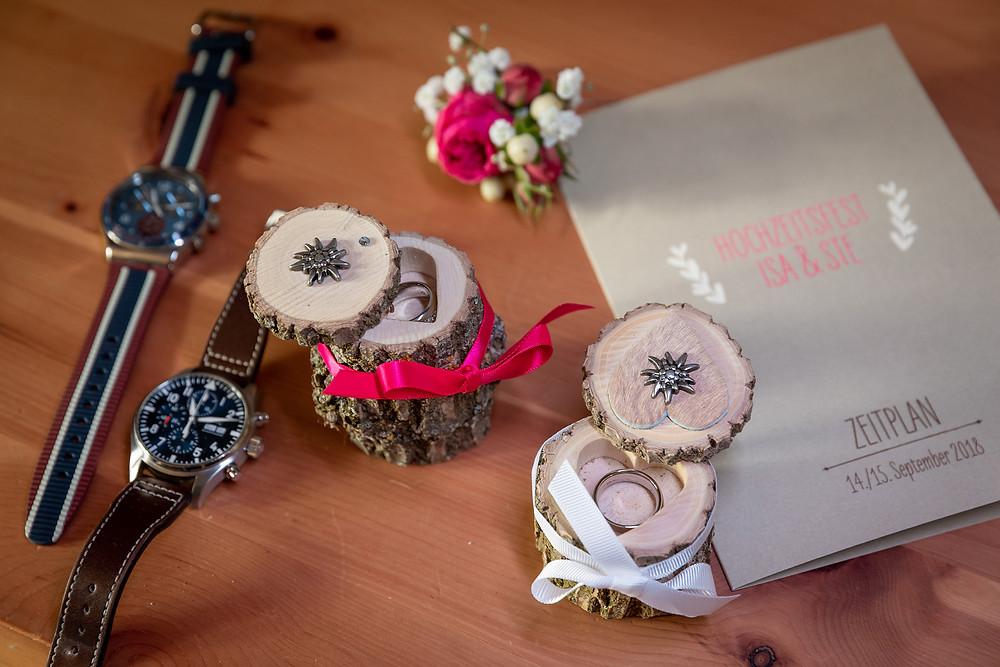 Brigels Hochzeitsfotograf