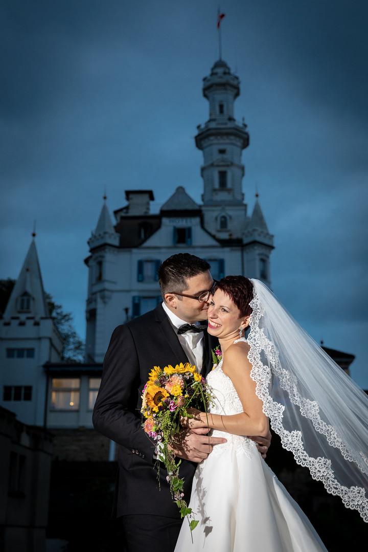 Hochzeitsfotografie Luzern