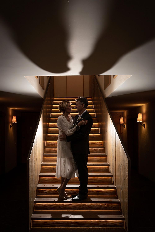 Brautpaarshooting im Guarda Val