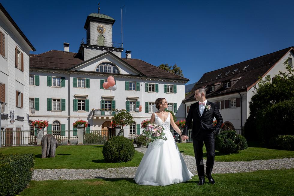 Hochzeit Schloss Reichenau