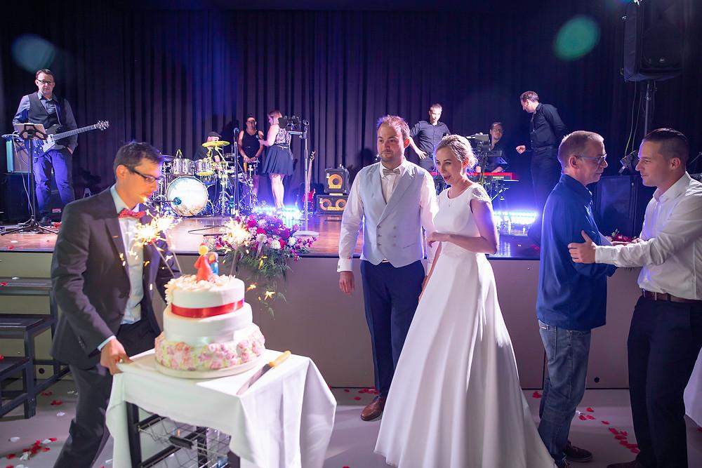 Hochzeitstorte Graubünden