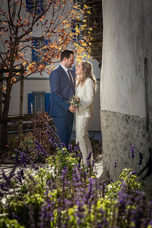 zivile Hochzeit Laax Hochzeitsfotografie