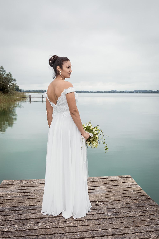 Pfäffikersee Brautpaarbilder