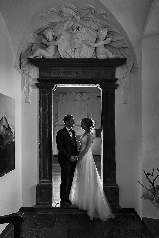 Brautpaarshooting Schloss Rietberg