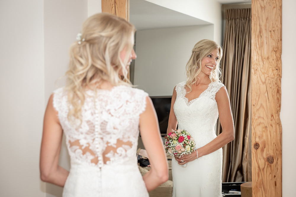 Brigels Hochzeitsvorbereitungen
