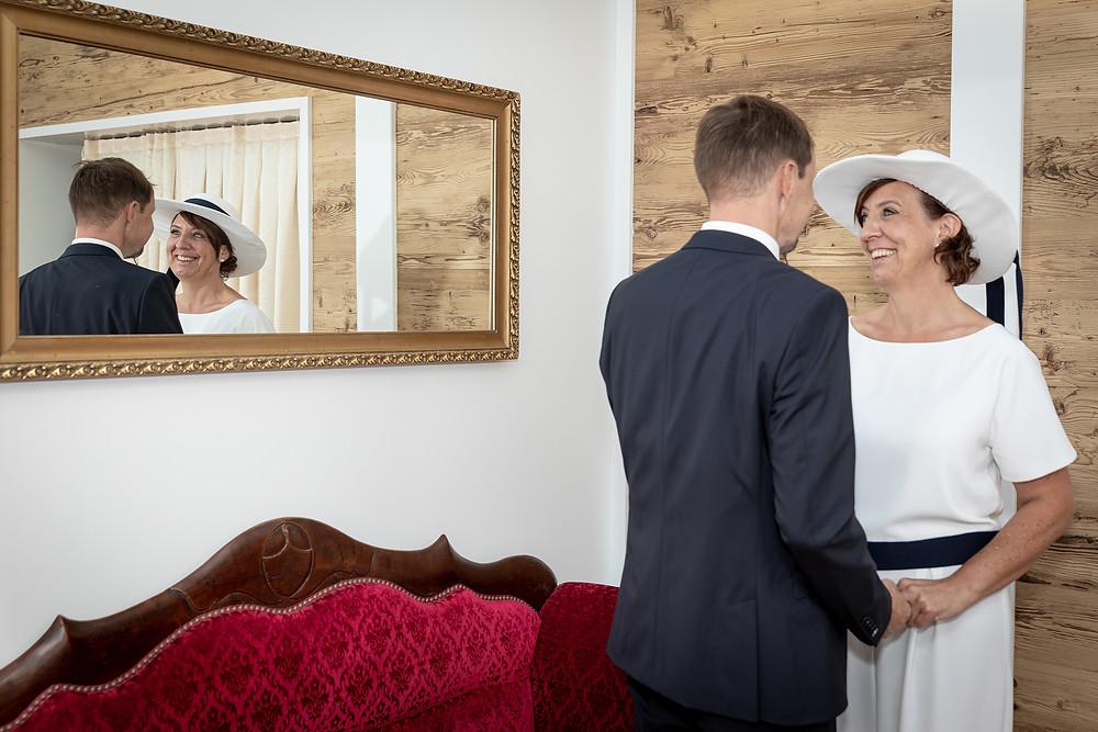 Hochzeitsfotografie Trun