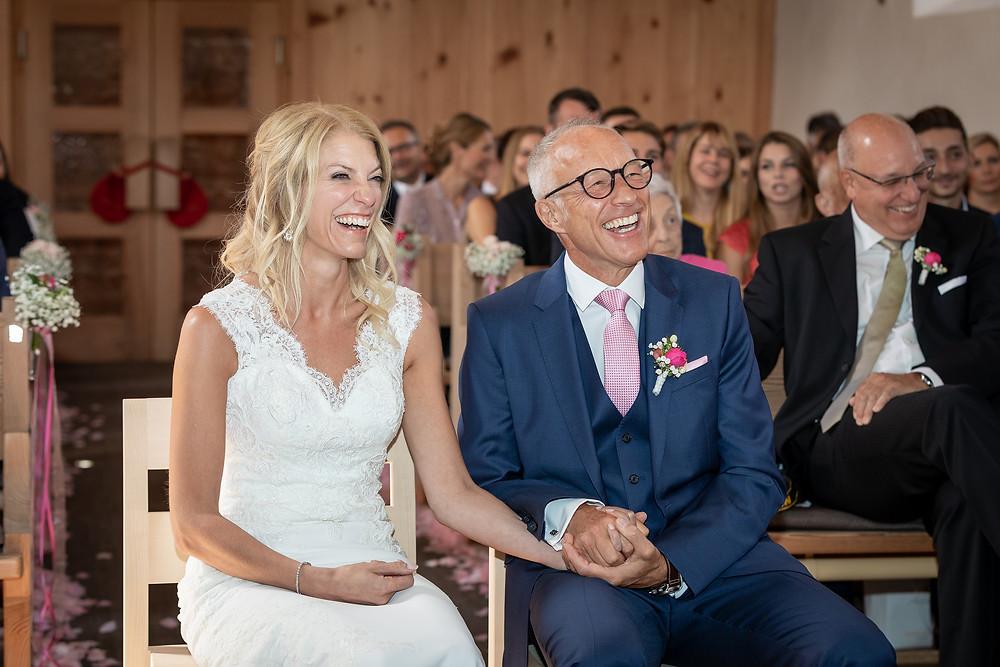 Brigels Kirche Hochzeitsfotografie