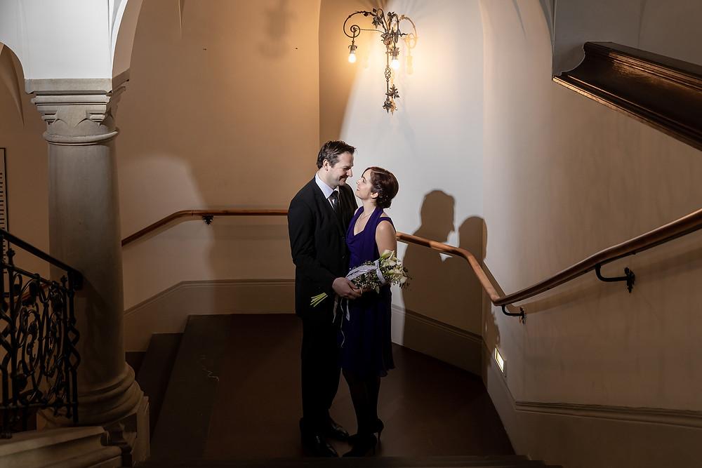 zivile Trauung Stadthaus Zürich Hochzeitsfotografie