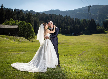 Hochzeit am Laaxer See und der Tegia Larnags