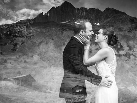 Hochzeit in Sedrun - Mompé Tujetsch