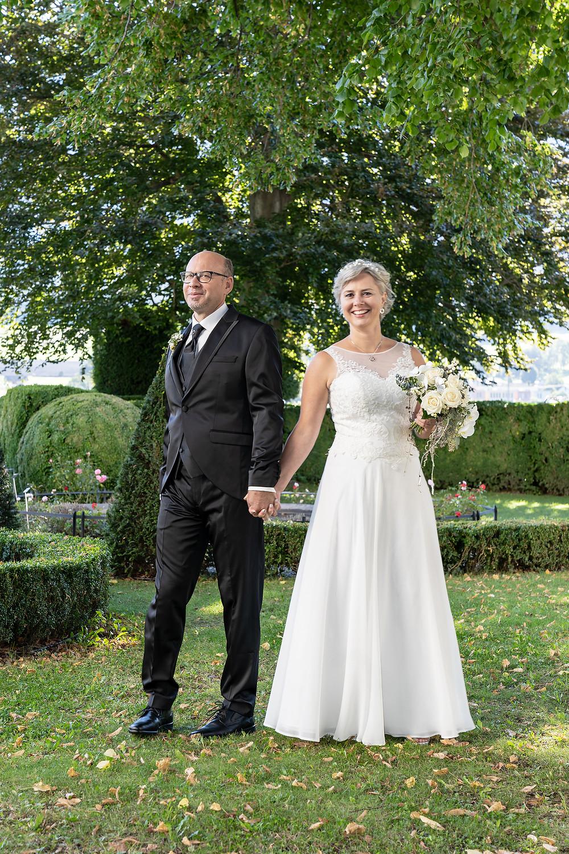 First Look Brautpaar