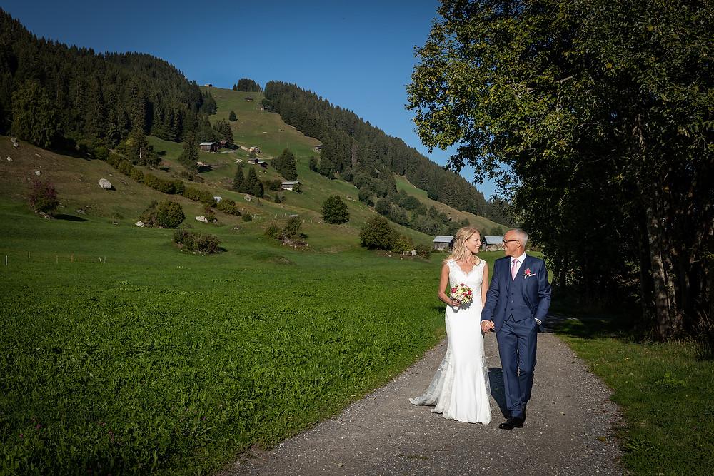 Hochzeitsbilder Graubünden