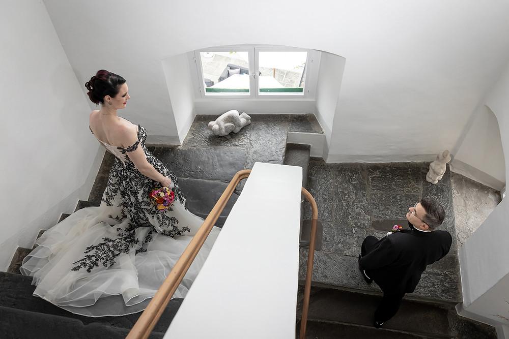 Schloss Schauenstein Brautpaarshooting