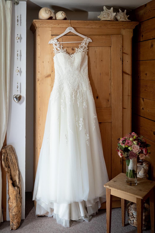Brautkleid Hochzeitsfotografie