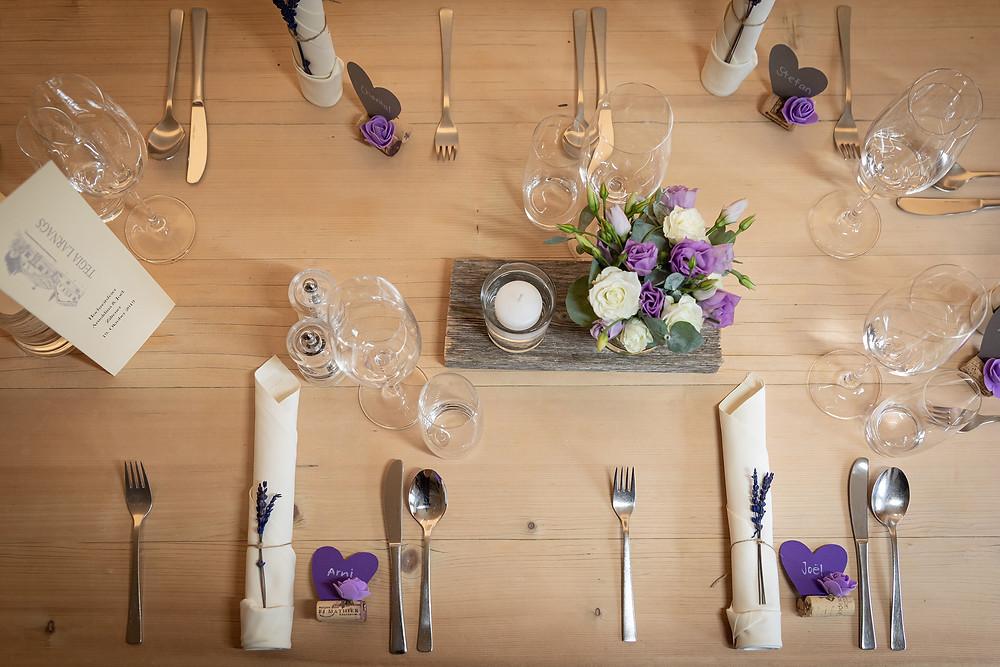 Tegia Larnags Hochzeitsfotos